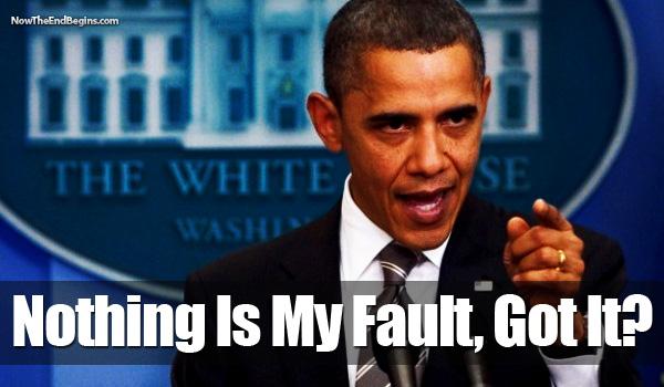 Obama.no fault