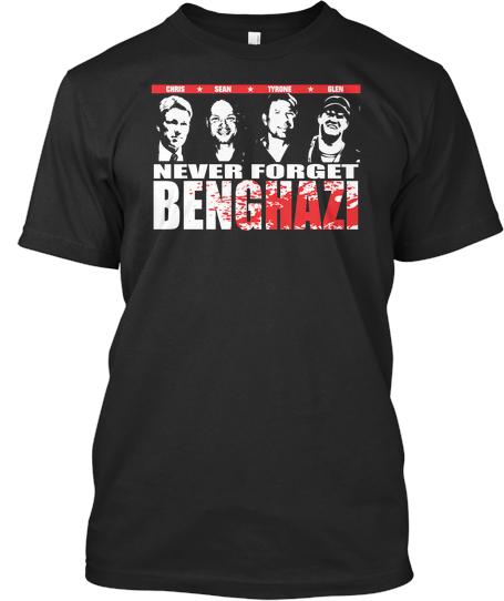 Benghazi Tshirt