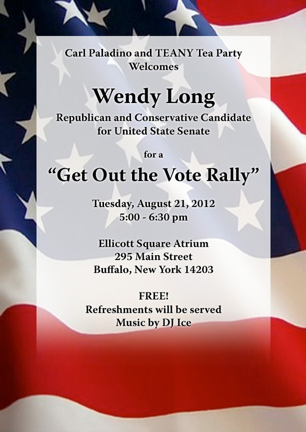Wendy Long Rally